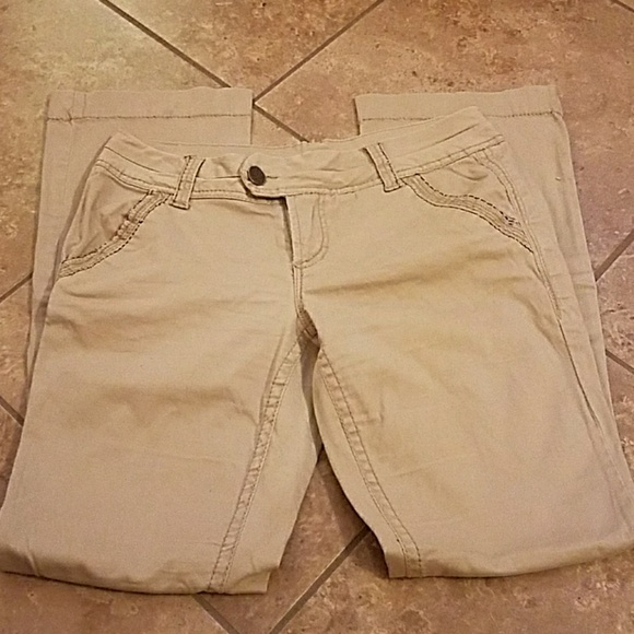 newest first rate various colors BKE by Buckle Mollie khaki pant sz 29, 31